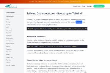 Web2Tailwind