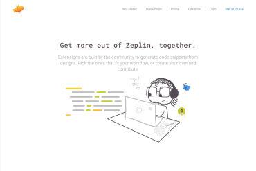 Zeplin Config & Class Generator