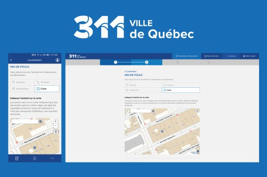 311 Québec City