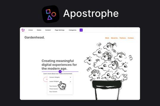 ApostropheCMS