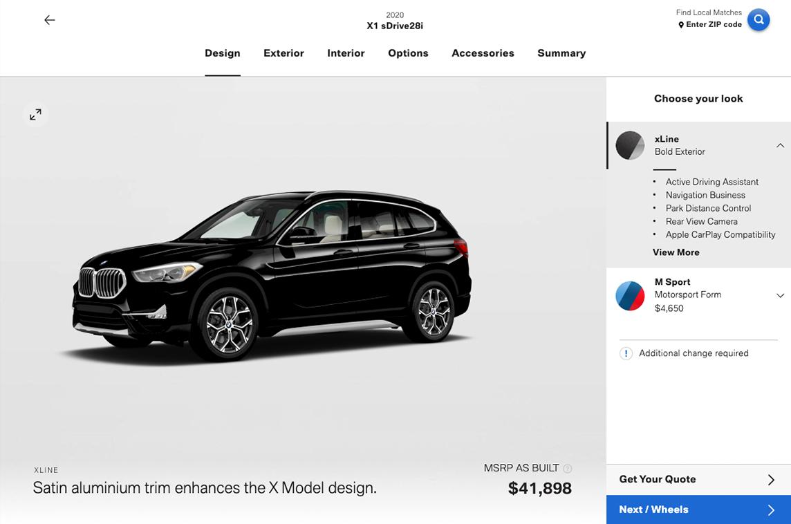 Build Your BMW
