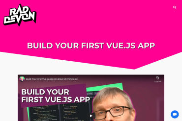 Build Your First Vue.js App In About 30 Minutes