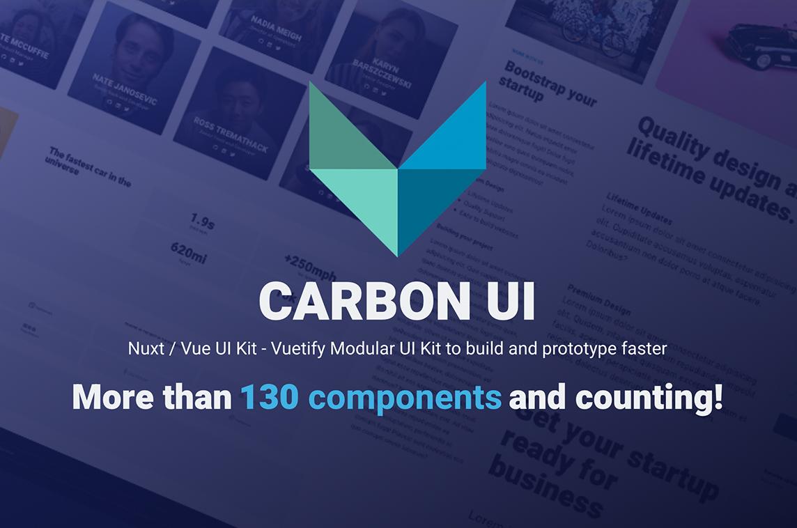 Carbon UI