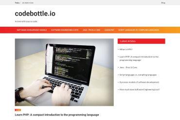 CodeBottle