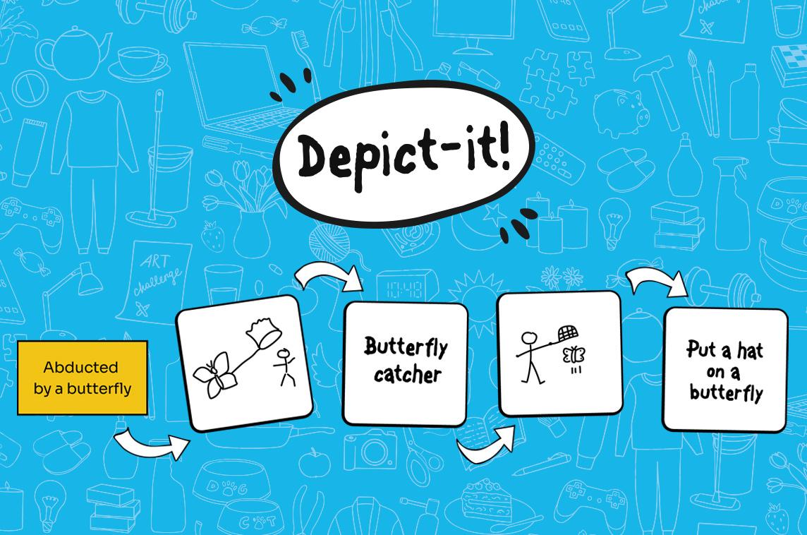 Depict-it