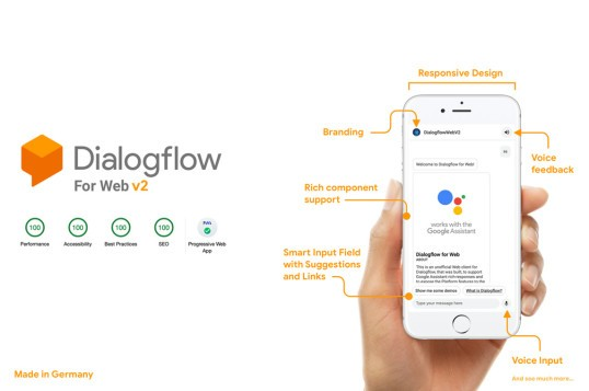 Dialogflow For Web