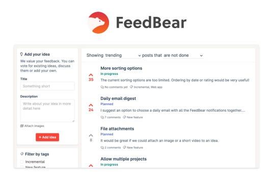 FeedBear