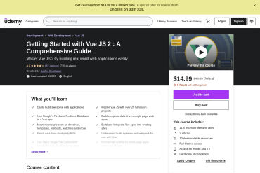 Getting Started With VueJS 2