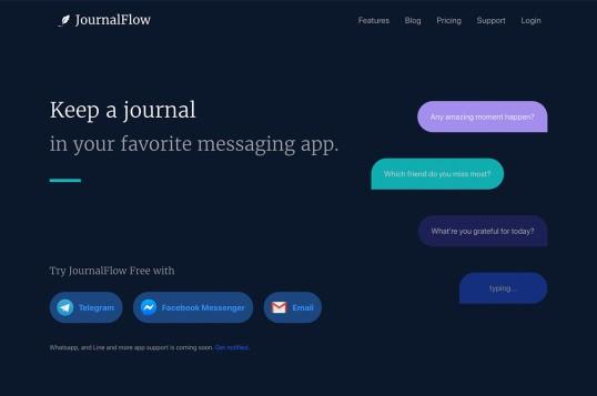 JournalFlow