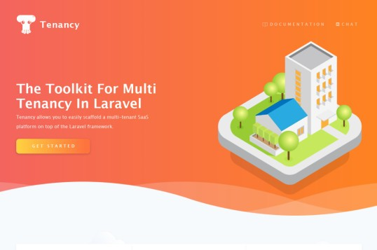 Laravel Tenancy