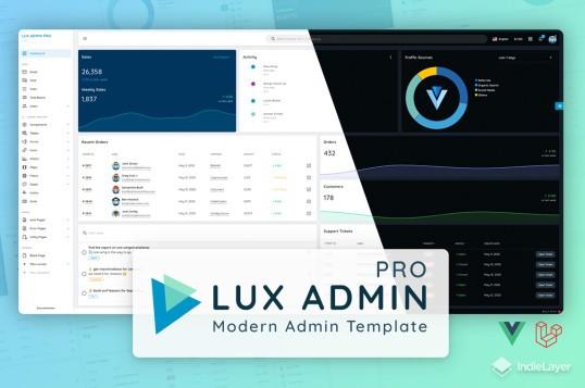 Lux Admin