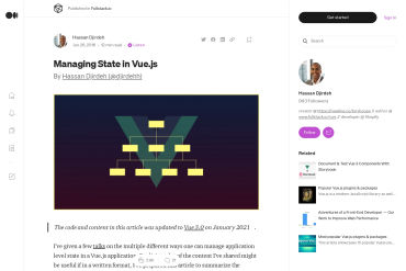 Managing State In Vue.js