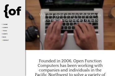 Open Function Computers