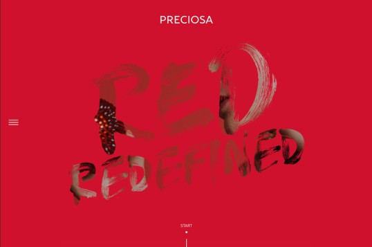 Preciosa components - Red Redefined