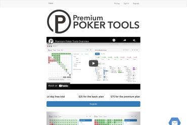 Premium Poker Tools