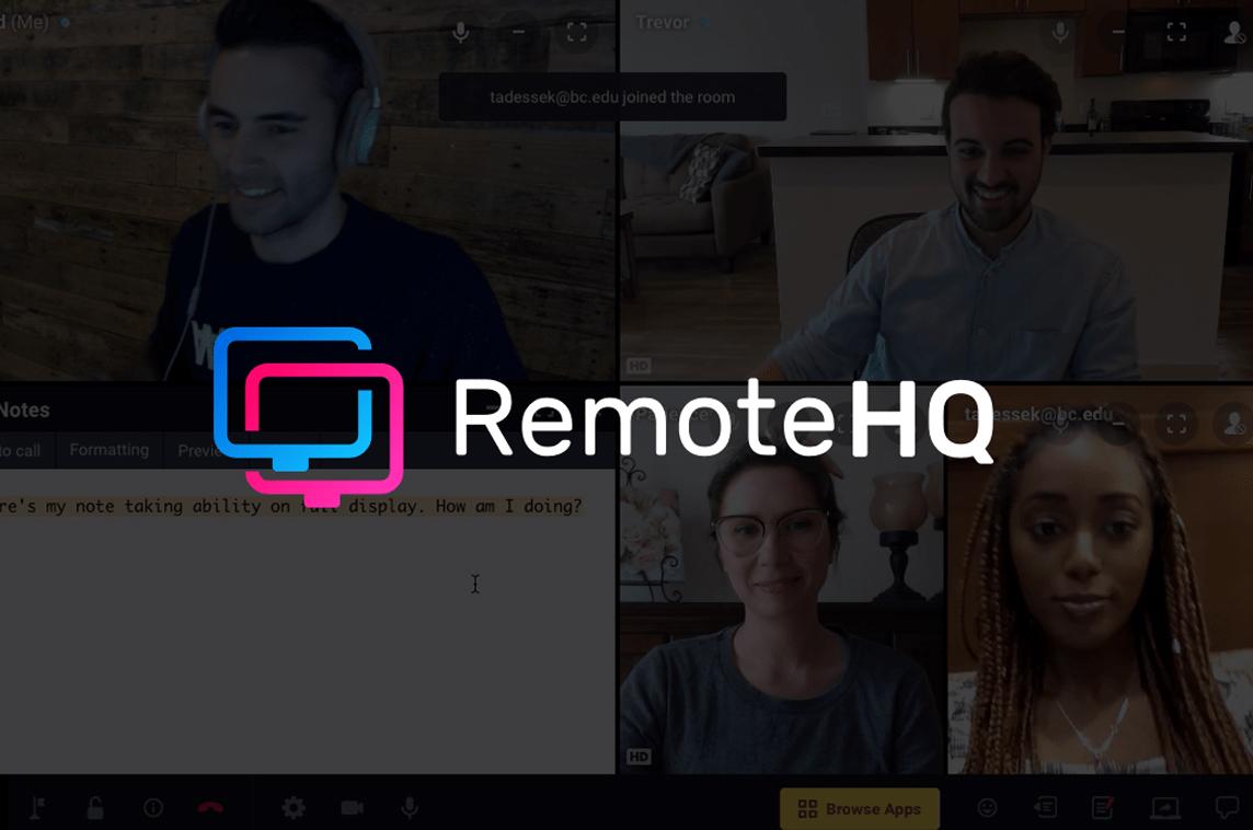 RemoteHQ