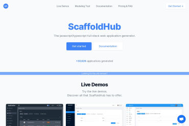 ScaffoldHub.io