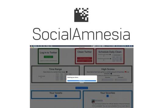 Social Amnesia