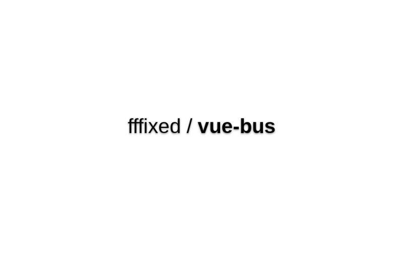 Vue-bus