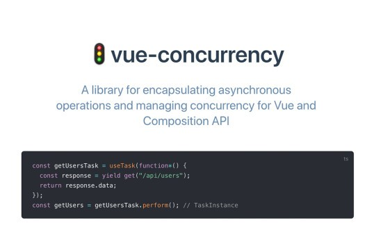 Vue Concurrency
