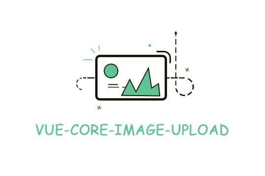 Vue Core Image Upload