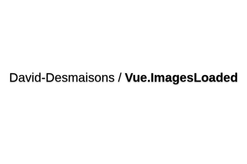 Vue-images-loaded