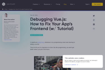 Vue.js Debugging: A Guide To Fixing Your Frontend