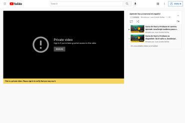 Vue.js VideoTutoral Series In Spanish (3-8-2016)