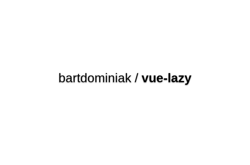 Vue-lazy