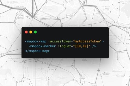 Vue Mapbox TS