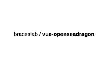 Vue-openseadragon