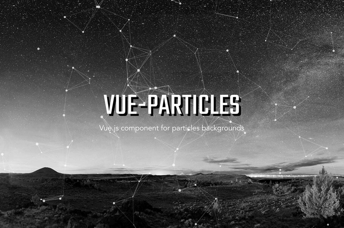 Vue Particles