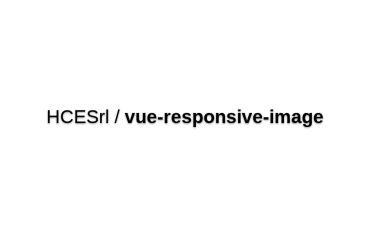 Vue-responsive-image