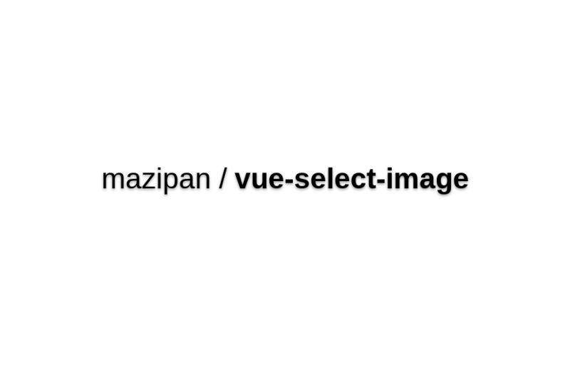 Vue-select-image