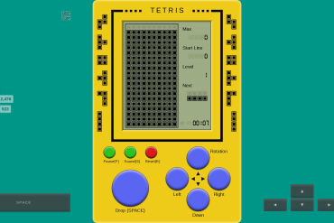 Vue-tetris (Use Vue, Vuex, Immutable To Code Tetris)