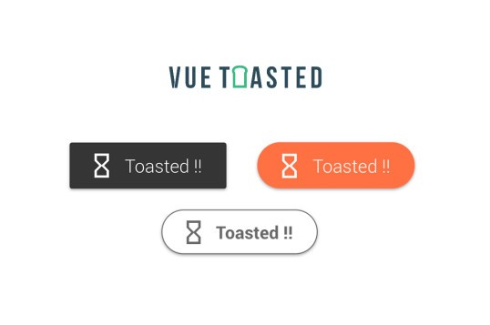 Vue Toasted