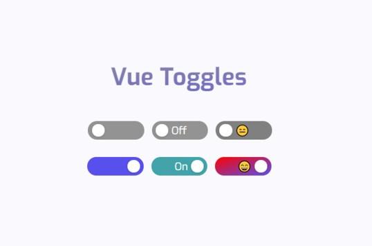 Vue Toggles
