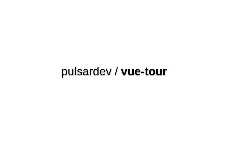 Vue-tour