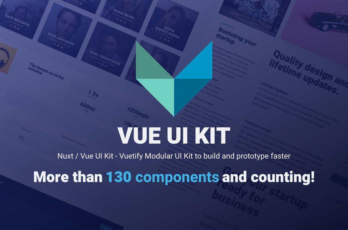 Vue UI Kit