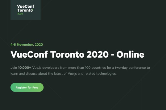 VueConf Toronto