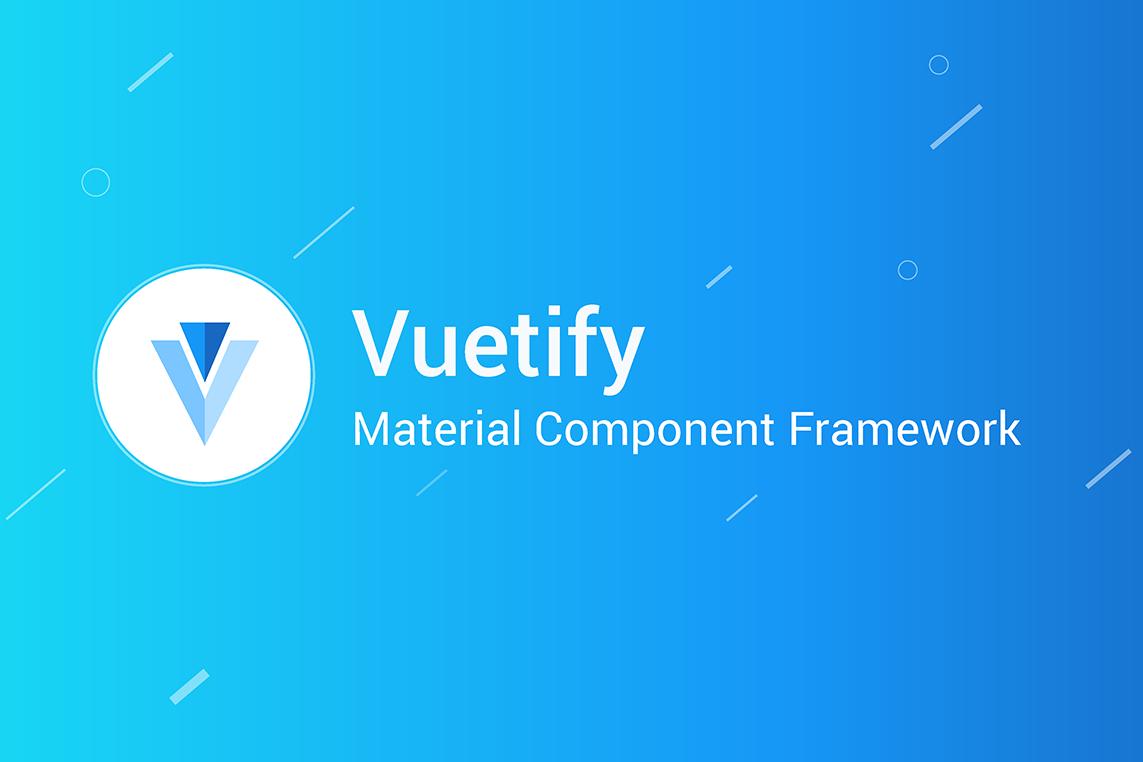 Vuetify.js